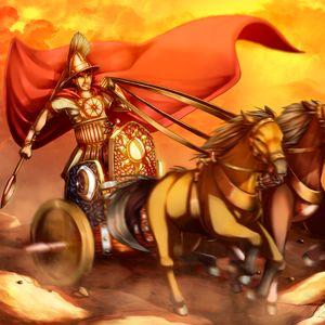 Carthagen war chariot