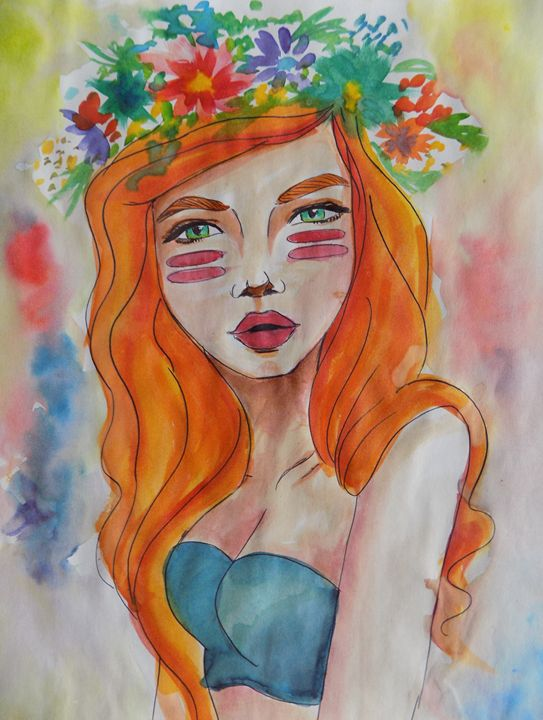 Mother Nature - Gabby Bazan