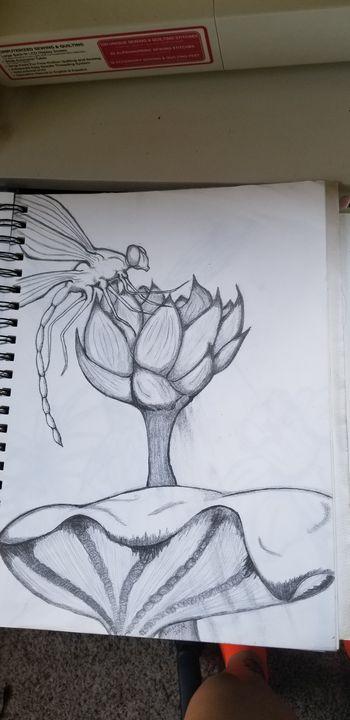 Dragonfly - Silentzombiegirl