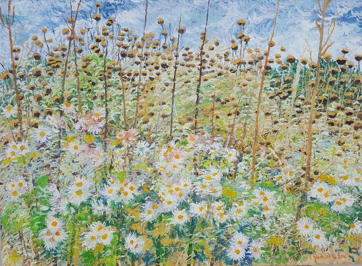 Wild Flowers and Libeccio - Tomislav Ivanišin