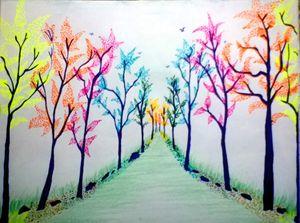 colourful nature..