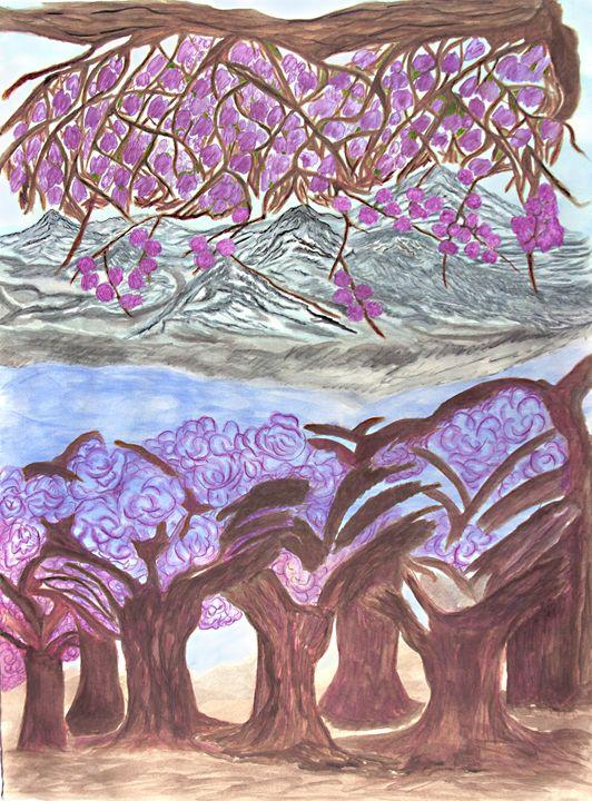 A Time to Blossom - Earline E. Alston