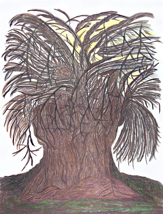 The Story of Her Tree - Earline E. Alston