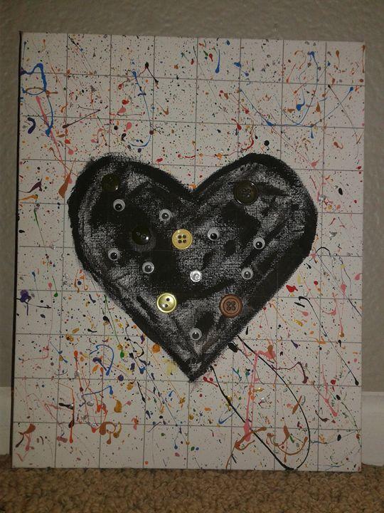 Heart eyes - E.H