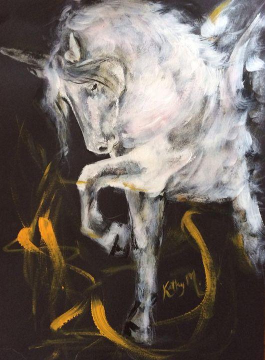 Unicornio - Kathy M.