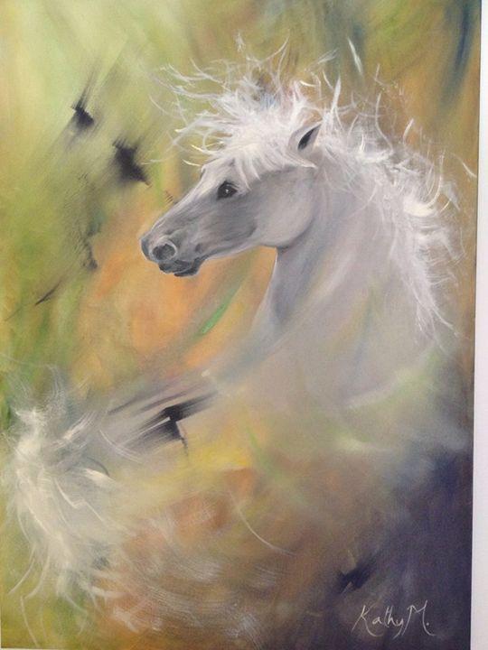 Wind Horse - Kathy M.