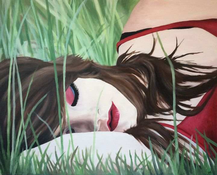 Sleeping with nature - Jessica Gray designer