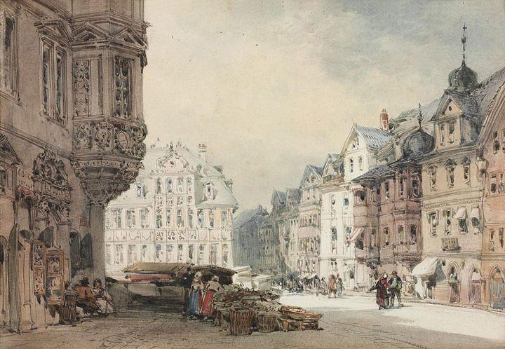 The Market Square - naveen sharma