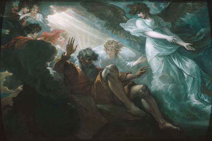 Moses Shown the Promised Land - naveen sharma