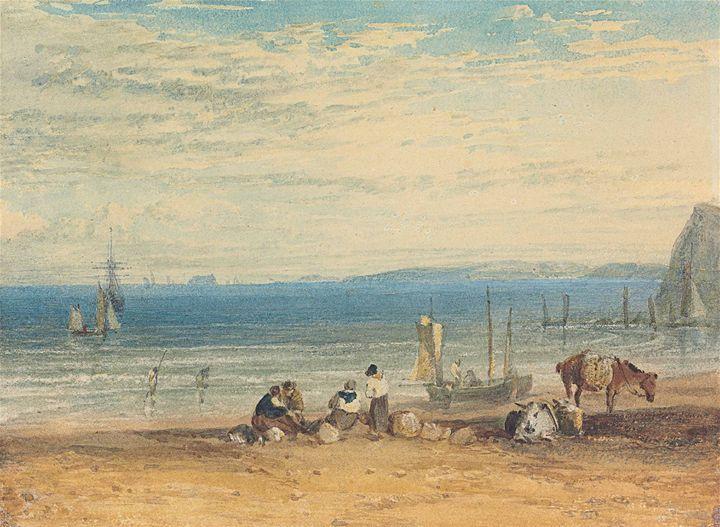 Babbacombe Bay from near Teignmouth - naveen sharma