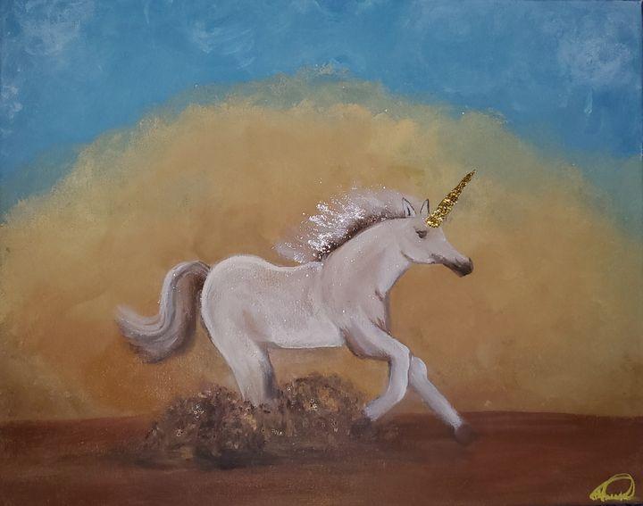 Still believe in Unicorns - Delirious Pixie Ninja