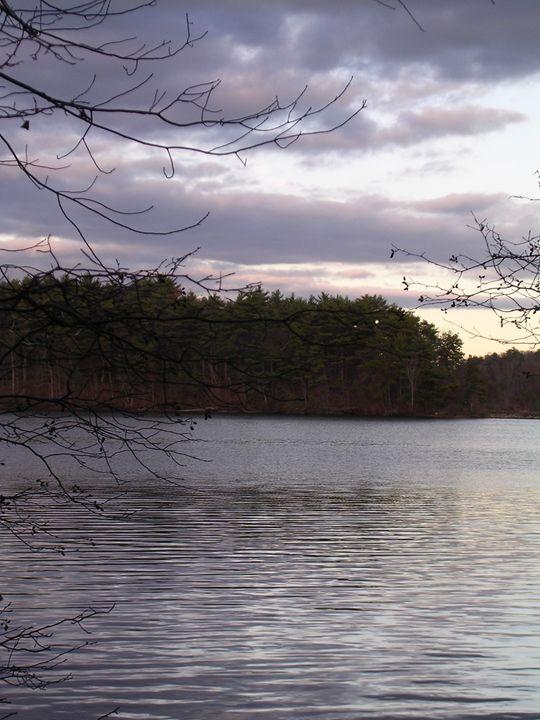 Lake side - Lilly Von Lane
