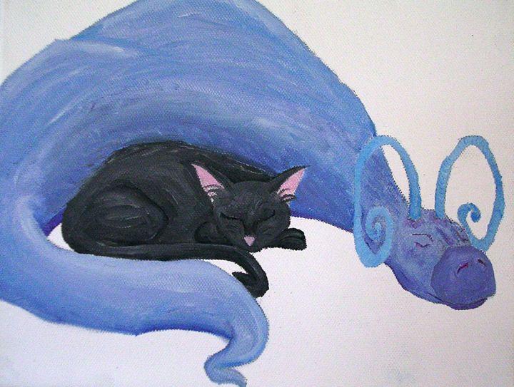 Nap time - Lilly Von Lane