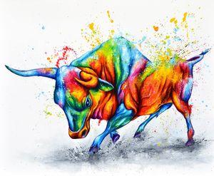 Bull - MSLart