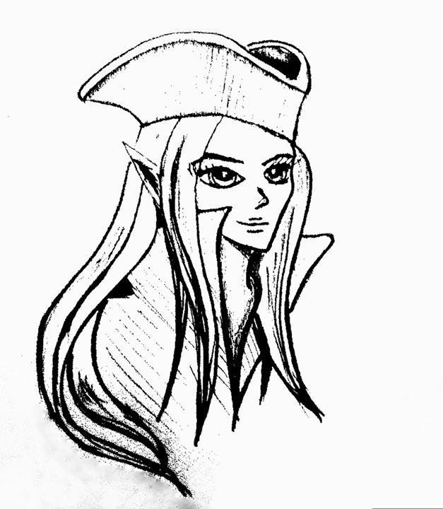Sweet Pirate Girl - Kate Fox