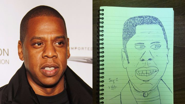Jay Z |Celebrities Without Masks - Contrasts in the Media