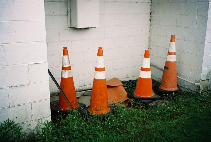 Traffic Cones - Photos