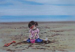 Summer Sandcastles