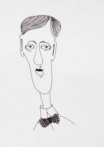 Man in bow tie