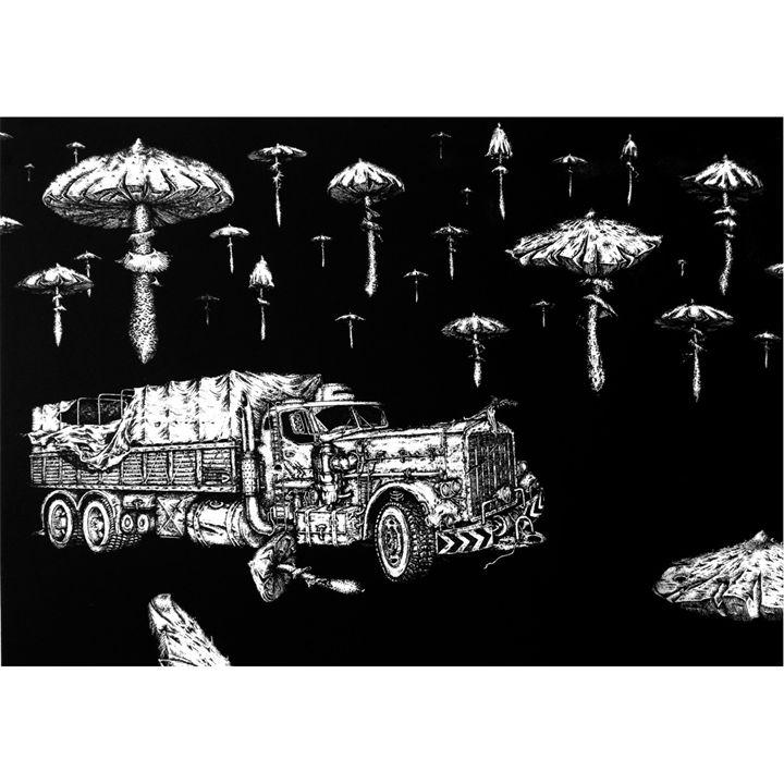 Meteorology of accidental hallucinat - Przemyslaw Tyszkiewicz