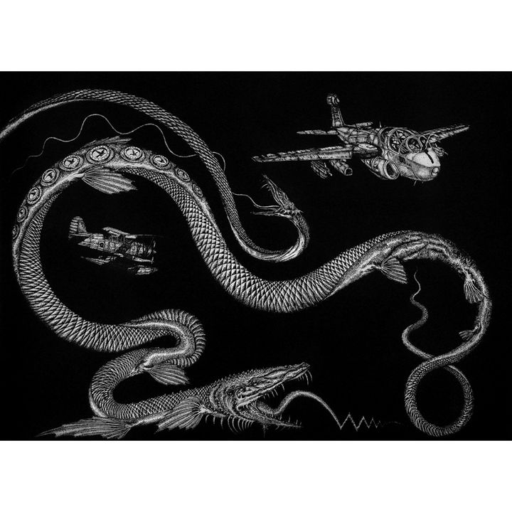 Snakes and airplanes - Przemyslaw Tyszkiewicz