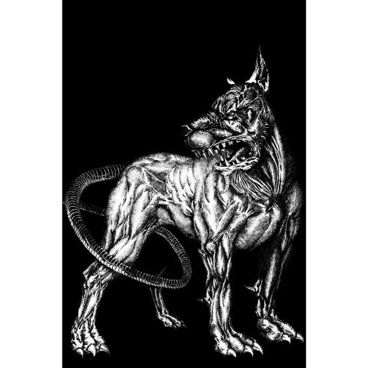 Wolf ribs - Przemyslaw Tyszkiewicz