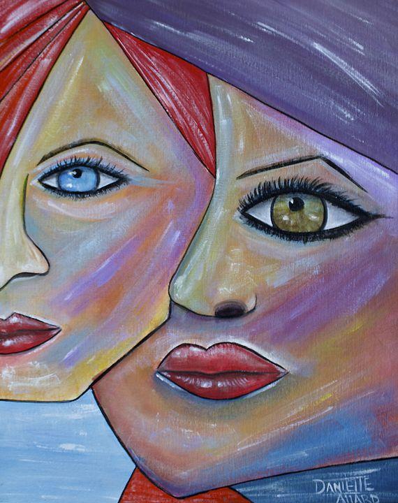 Beauty in ourselves - Danielle Allard's Beachouse Art