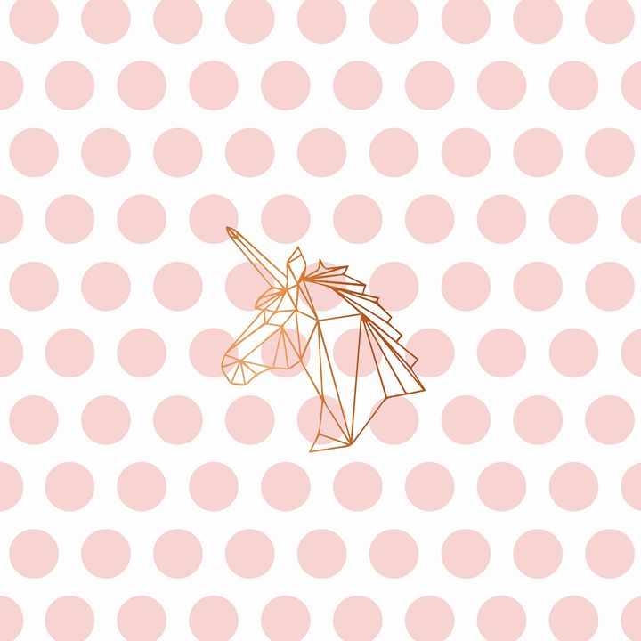 Pink Unicorn - Doretta Design