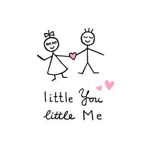Little you little me