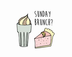 Sunday brunch?