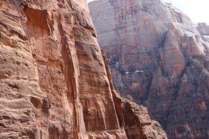 Red Rock Surrounding