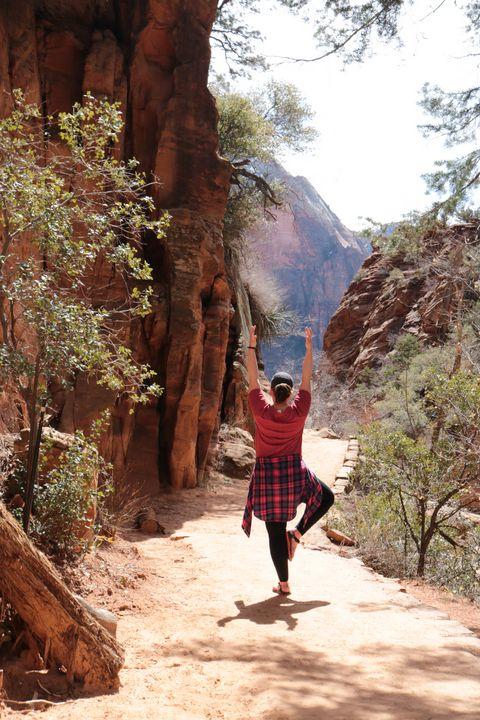 Yoga in Nature - Brinlee