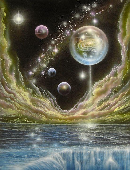 Birth of a Cosmos - Sam Del Russi- Multiverse