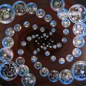 The Multiverse in God's Eye