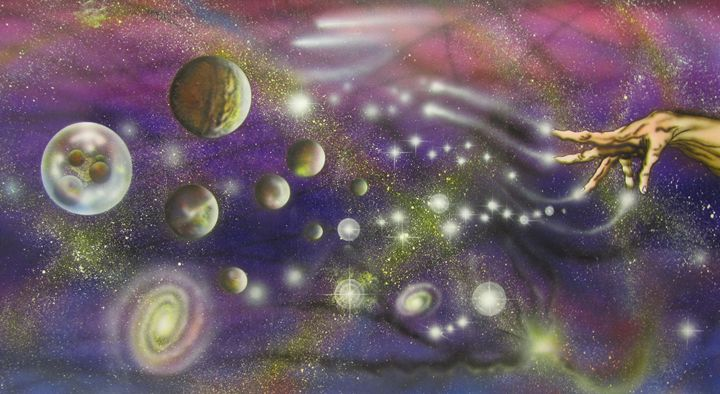 Let There Be Multiverse - Sam Del Russi- Multiverse