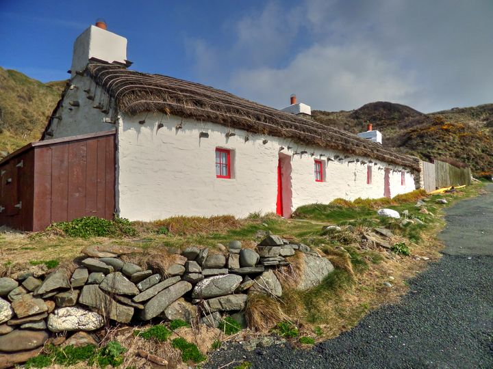 Manx Fishermans Cottage - Manx Haven