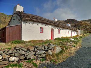 Manx Fishermans Cottage