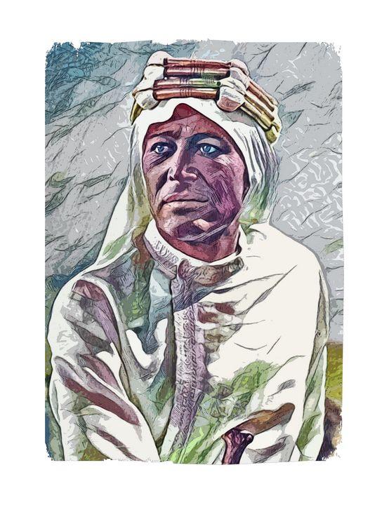 A tribute to Lawrence of Arabia - Naumovski