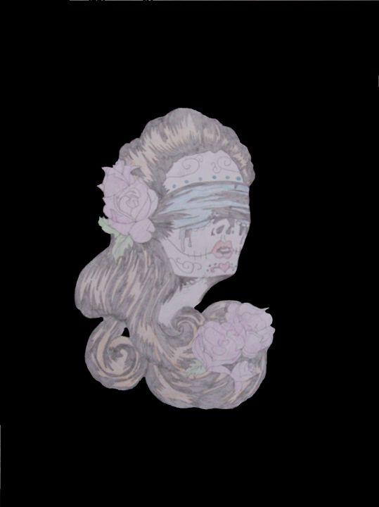 Sugar Skull - Yourdarkestangel