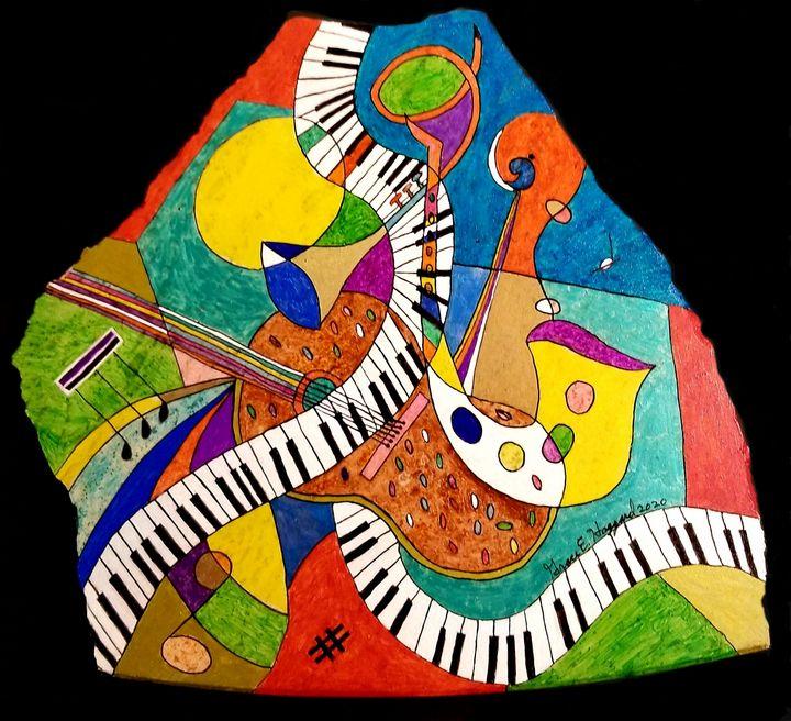 Jazz on Grante - Graceeexpressions