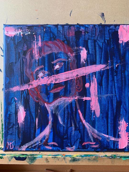 Becoming - Margo Joy Art