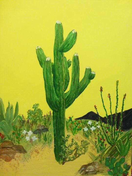 Arizona - Inspired Art and Crafts