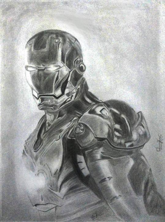 Iron Man - O2MyArt