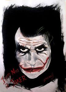 I'm not a Joker!