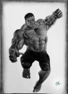 """""""The strongest Avenger"""""""