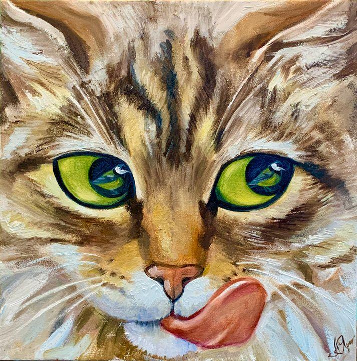 TRICKY CAT - Alexandra Yaremenko (Skreka)