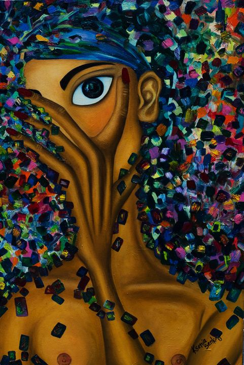 Hiding beauty - Ksenia Senko