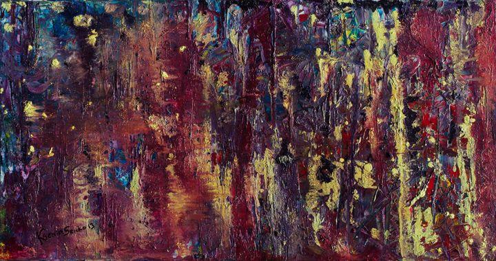 Abstract jam - Ksenia Senko