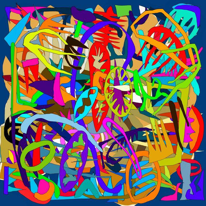 Unexplained Presence - Steve Martin Art