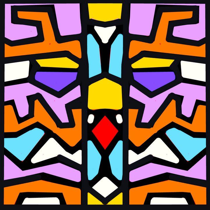 Color Study 1 - Steve Martin Art